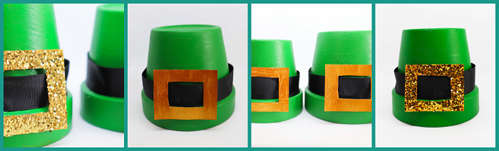 How To Make St Patricks Day Decorative Pots